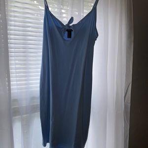 Tank top body con dress